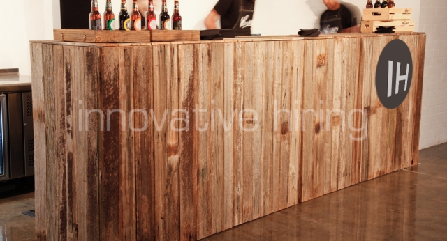 Features: Rustic Bar