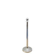 Rope Stand Silver