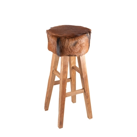Shaggy Bar Stool