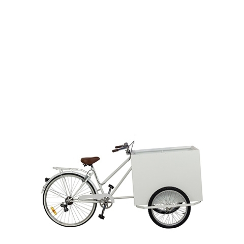 Ice Cream Cart Bicycle