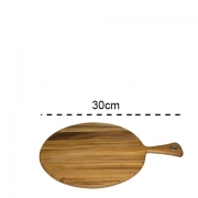 Paddleboard Wooden Round