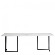 Optical Dining Table