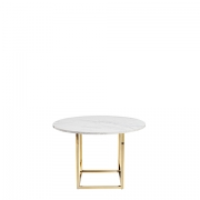 Optical Dining Table Rnd