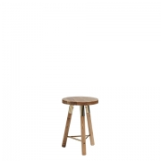 Scandi Natural Side Table