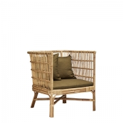 Natural Villa Armchair